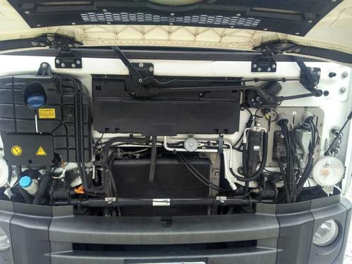 caminhão limpa fossa hidrojato motor estacionário impecável