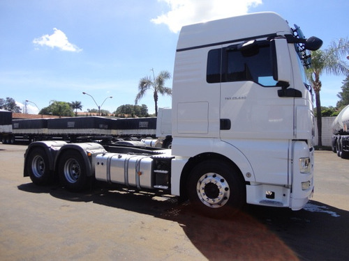 caminhão man tgx 29 440 bug leve ano 16 de santi caminhões