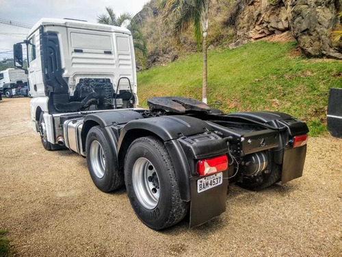caminhão man tgx 29440 6x4 bug leve canelinha 2016 r$ 240000