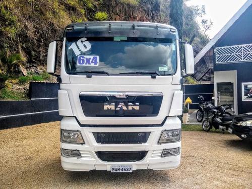 caminhão man tgx