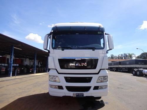 caminhão man tgx caminhões