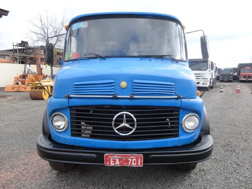 caminhão mb-1113 - 1970