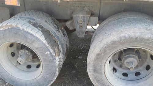 caminhão mb 1518  com baú