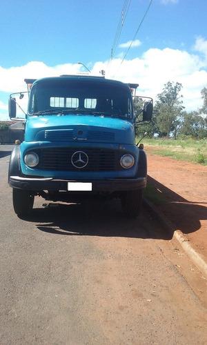 caminhão mb 1519/batatais caminhões