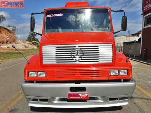 caminhão mb 1618 ano 96, toco reduzido,diferencial rockuel!!