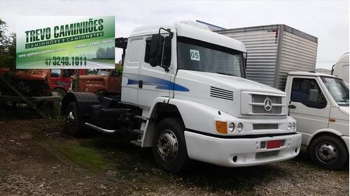 caminhão mb 1634 - 4x2