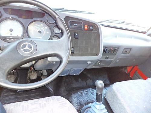 caminhão mb 1718 2010/2011 carroceria