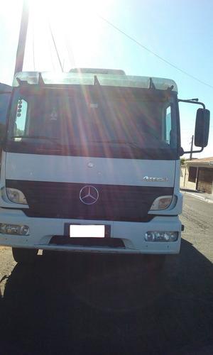 caminhão mb 2425 caçamba/batatais caminhões