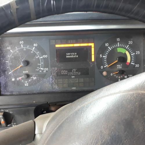 caminhão mb 2831 -6x4 bug pesado s/ carroceria ano 2006