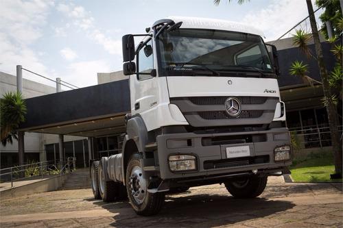 caminhão mb 3344 ano 2015 6x4 traçado