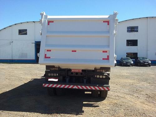 caminhão mb actros 4844 8x4 ano 2011