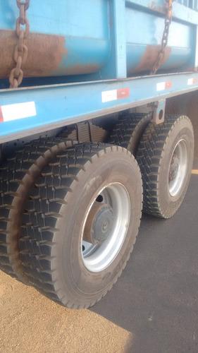 caminhão mb axor 3344 motor e cambio novo pneus novos.