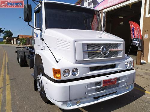 caminhão mb l1620,ano 2006,o último de bomba,uma raridade!!!