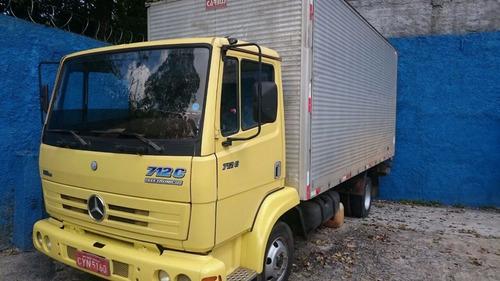 caminhão mb mercedes bens