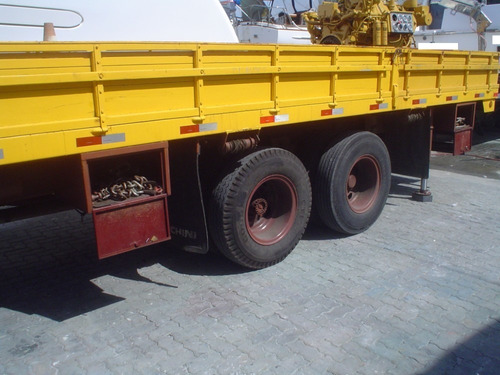 caminhão mb munck madal 25 ton métricas