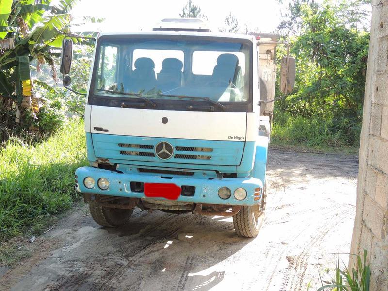 caminhão m.benz 2726 6x4 traçado