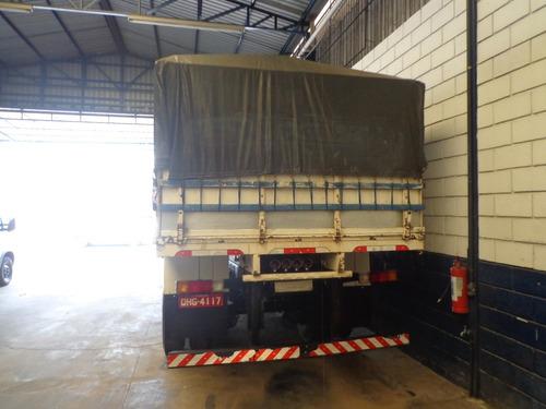 caminhão m.benz atego 2429 2014/14 bitruck teto alto