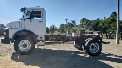caminhão mecedes benz 1113 / dir / basculante 83