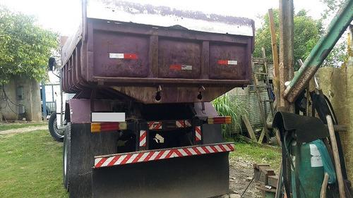 caminhão - mercedes - 1618 - reduzido - ano 1995 caçamba .