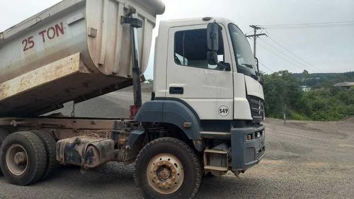 caminhão mercedes axor 3344