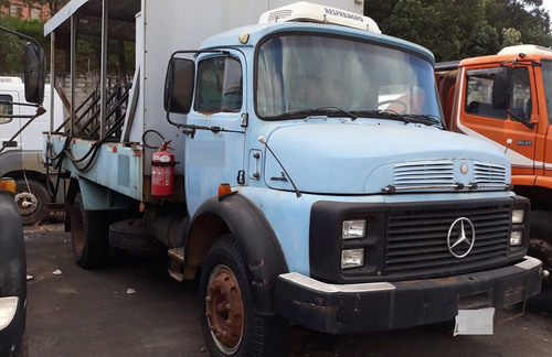 caminhão mercedes benz 1113