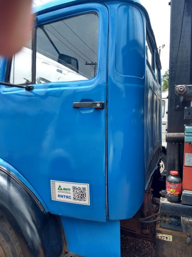 caminhão mercedes-benz 1113 truck turbo dh 1974
