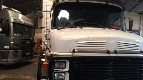 caminhão mercedes benz 1313 muito novo 77 leito