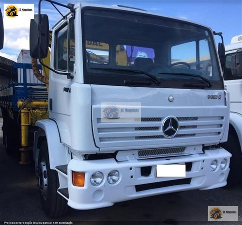 caminhão mercedes-benz 1418 2p (diesel) ref.186439