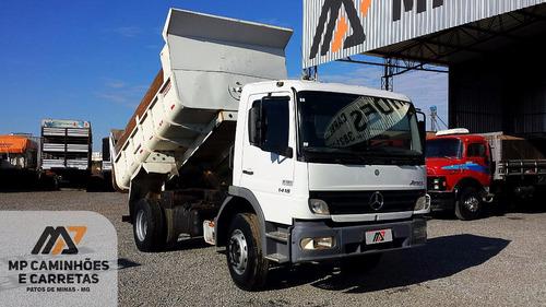 caminhão mercedes-benz 1418