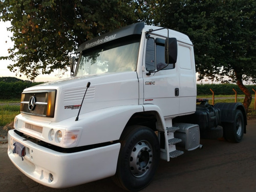 caminhão mercedes benz 1634 ano 2008 4x2