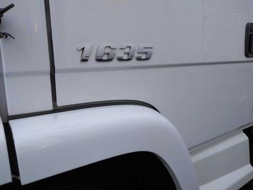 caminhão mercedes benz 1635 4x2 2013