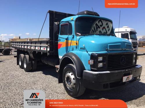 caminhão mercedes-benz  2013 truck 6x2 carroceria