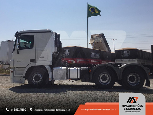 caminhão mercedes- benz 2546