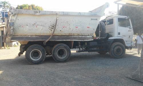 caminhão mercedes benz 2726 k 6x4 ano 2011 e mb 2423 k 2007