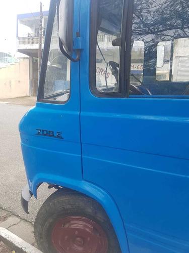 caminhão mercedes benz 708