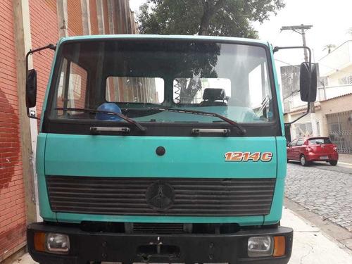 caminhão mercedes- benz