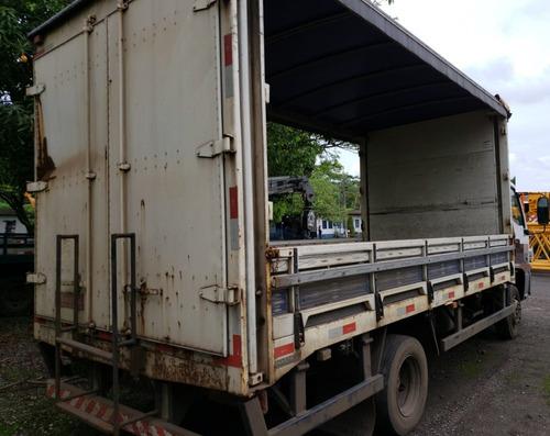 caminhão mercedes-benz accelo 915c - 2011