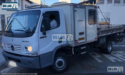caminhão mercedes-benz accelo 915c 2p (diesel) ref.185156