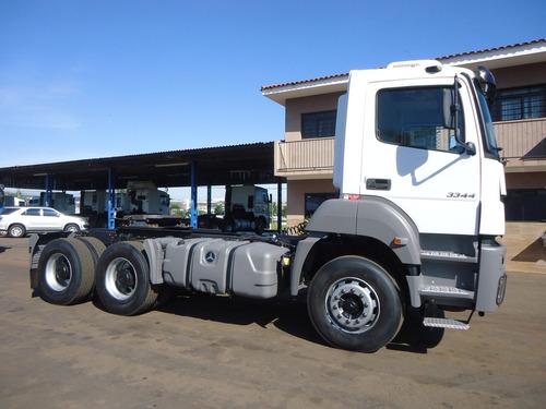 caminhão mercedes benz axor 3344 6x4 ano 2009/09
