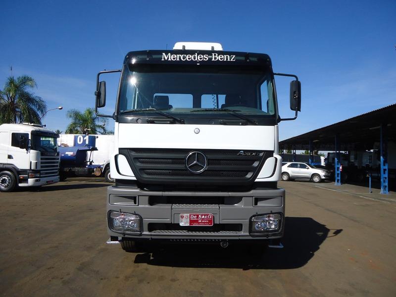 caminhão mercedes benz axor 3344