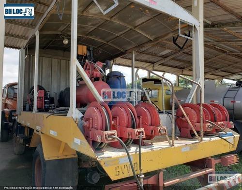 caminhão mercedes-benz l-1111 2p (diesel)