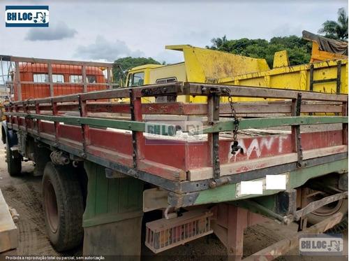 caminhão mercedes-benz l-1313 2p (diesel)