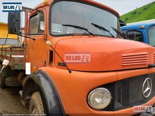caminhão mercedes-benz l-1313 2p (diesel) ref.183910