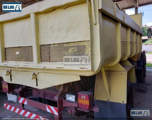 caminhão mercedes-benz l-1313 2p (diesel) ref.184312