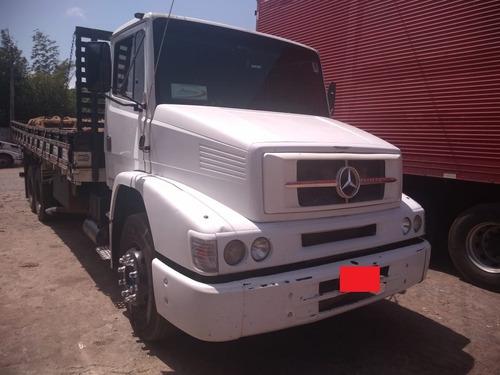 caminhão mercedes benz l 1620 6x2 (truck) 2008/2009 (vt)