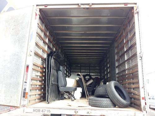 caminhão mercedes-benz mb 1720 2003 - negrini utilitarios