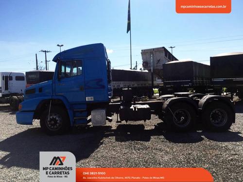 caminhão mercedes-benz mb 1938 6x2 2001