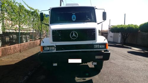 caminhão mercedes-benz mb 2318/batatais caminhões
