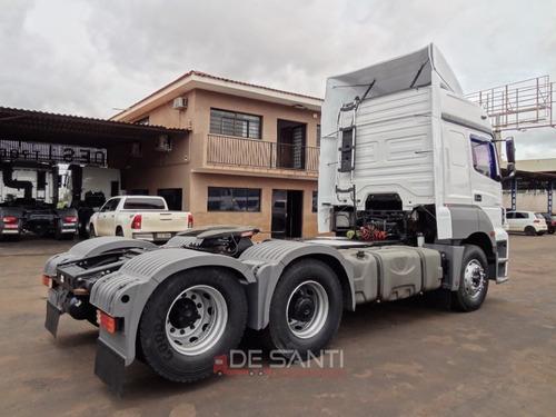 caminhão mercedes benz mb 2544 ano 2012/12 6x2 teto alto