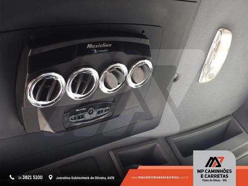 caminhão mercedes- benz mb 2546 ls actros  ano 2013